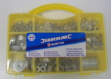 Silverline Steel Washer Pack Large 1000 Pieces - 72002523